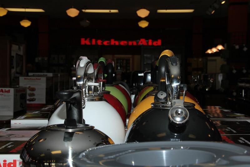 2011 OSU State Tour - KitchenAid Experience