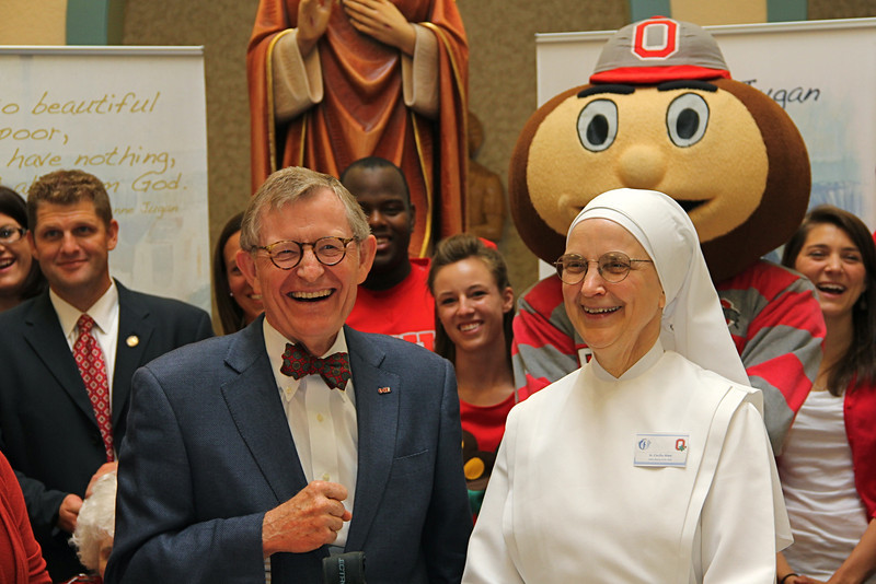 2011 OSU State Tour - Little Sisters of the Poor