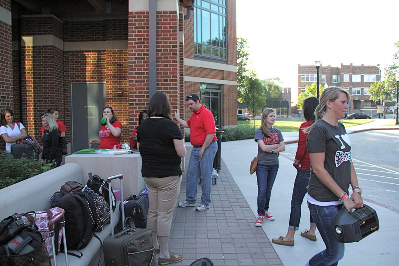 2011 OSU State Tour - On the Road with the Crew