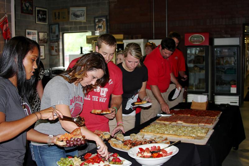 2011 OSU State Tour - Orlando Baking Co.