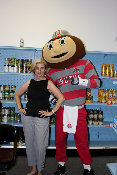 2011 OSU State Tour - Parma Heights Foodbank