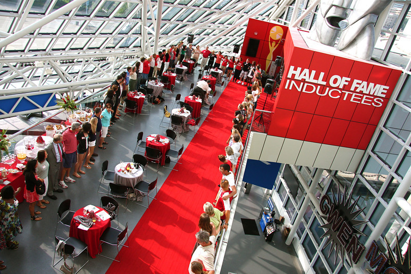 2011 OSU State Tour - Rock N Roll Hall of Fame