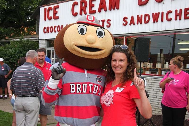 2011 OSU State Tour - Tom's Ice Cream Bowl