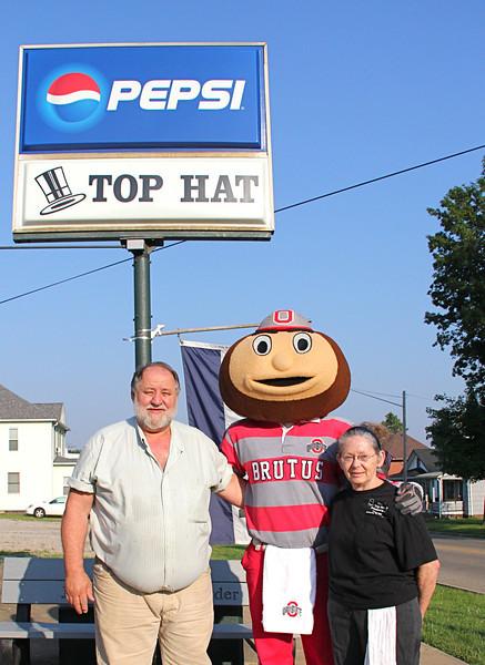 2011 OSU State Tour - Top Hat