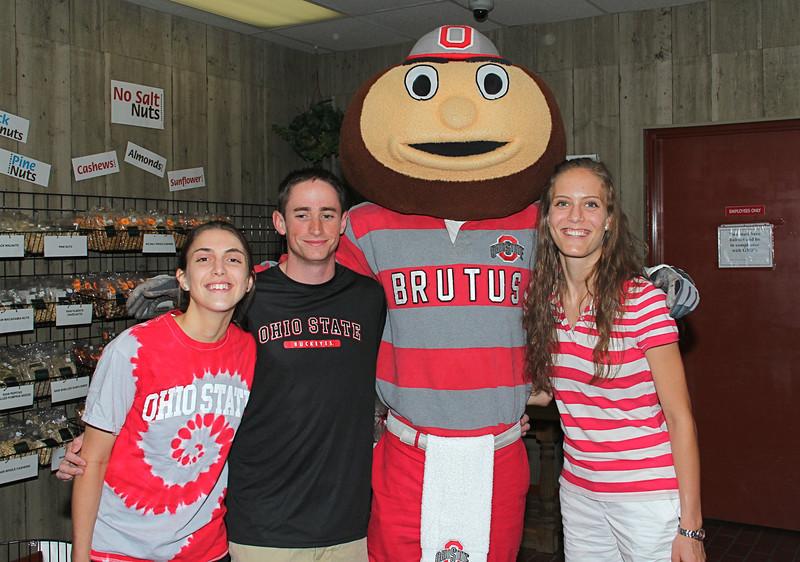 2011 OSU State Tour - Trophy Nut Company