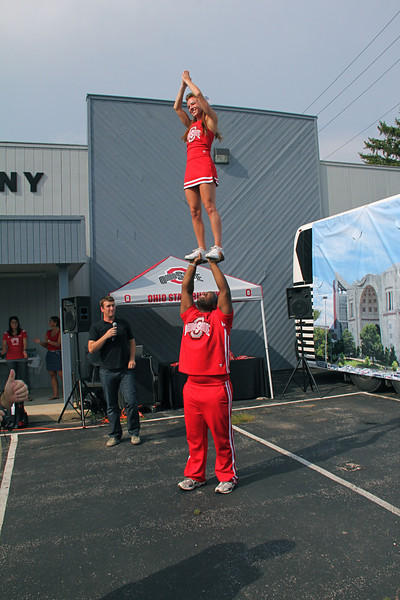 2011 OSU State Tour - Universal Lettering Tailgate