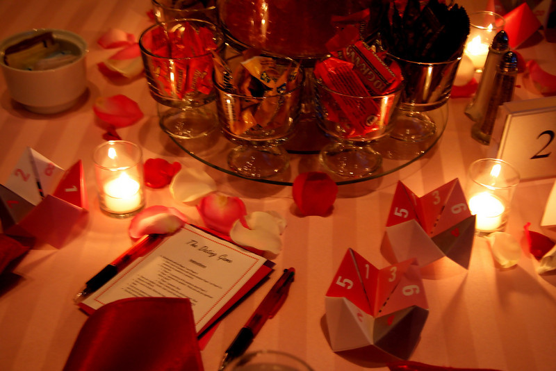 2011 Valentine's Dinner with Dr. Gee