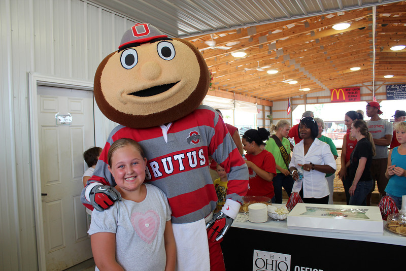 2012 OSU State Tour - Adams County Fair