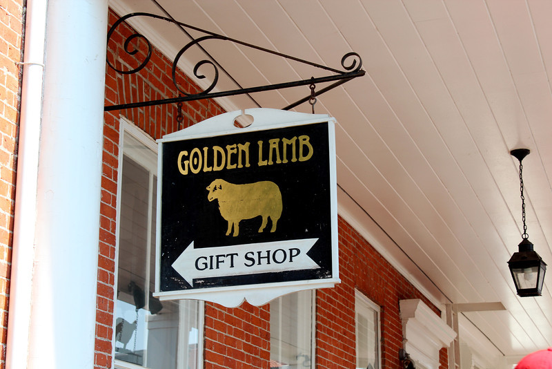 2012 OSU State Tour - The Golden Lamb Restaurant