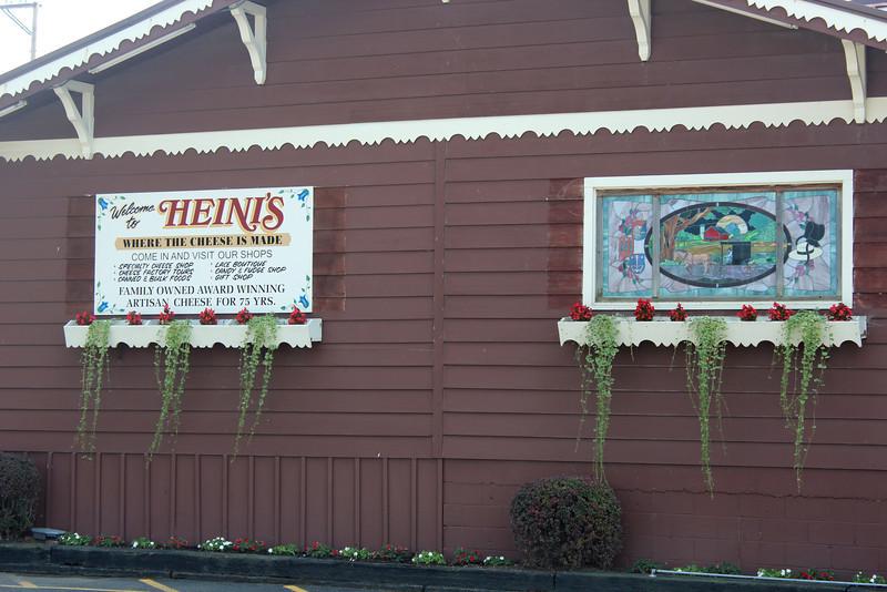 2012 OSU State Tour - Heini's Cheese House