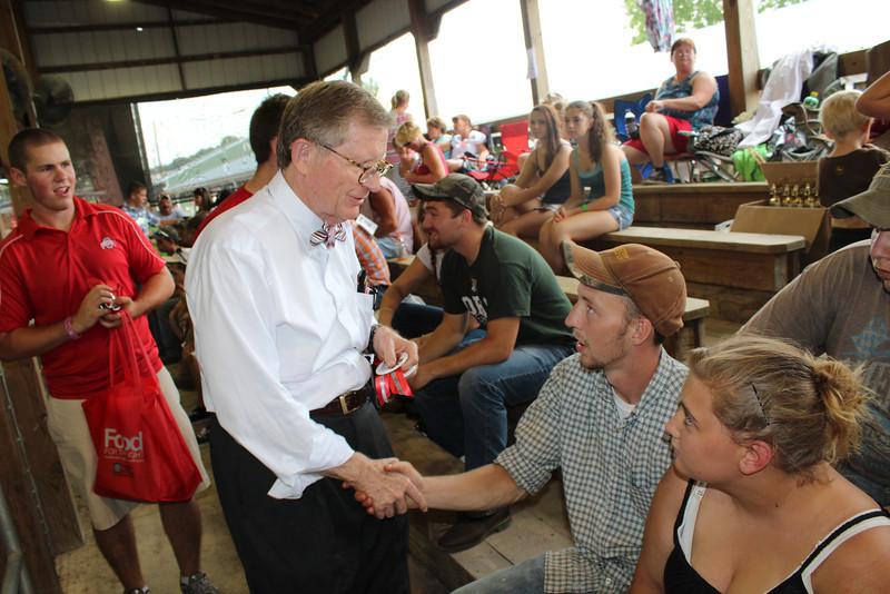 2012 OSU State Tour - Jackson County Fair