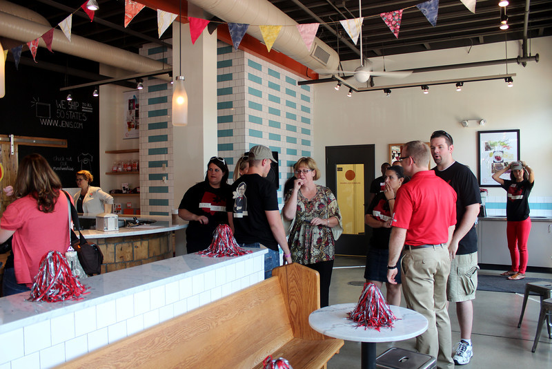2012 OSU State Tour - Jeni's Splendid Ice Cream