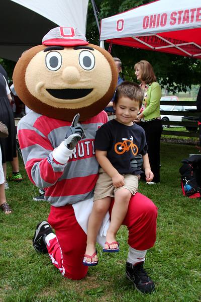 2012 OSU State Tour visits Poth Family Farm