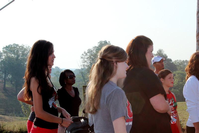 2012 OSU State Tour - Snowville