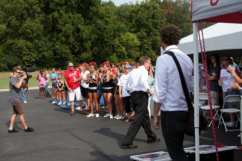 2012 OSU State Tour - Sumburger