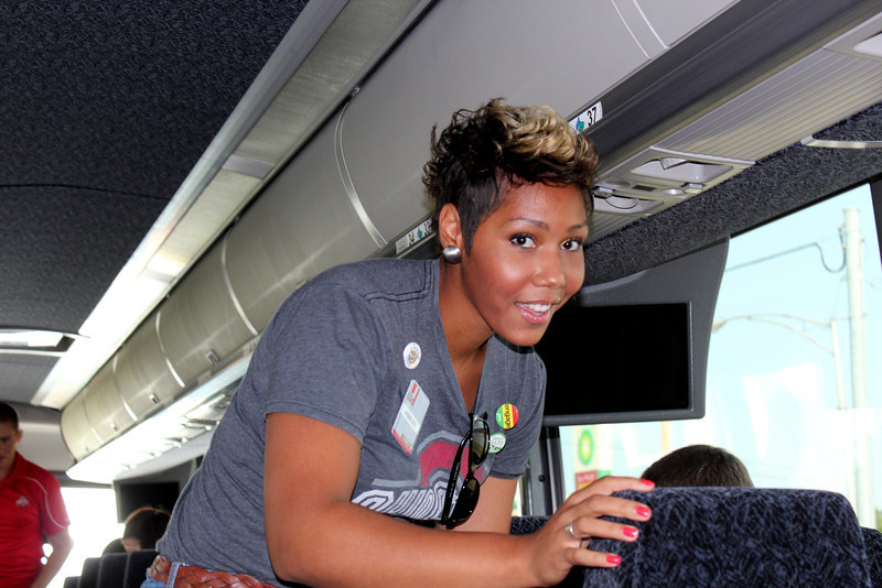 2012 OSU State Tour - United Way