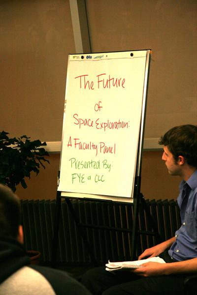 2012 John Glenn: Future of Space Exploration