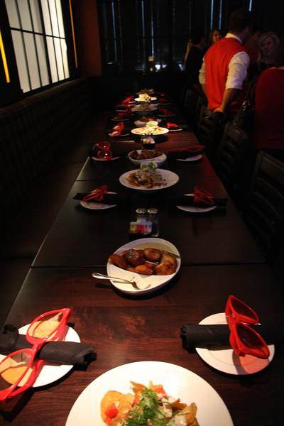 2012 Progressive Dinner
