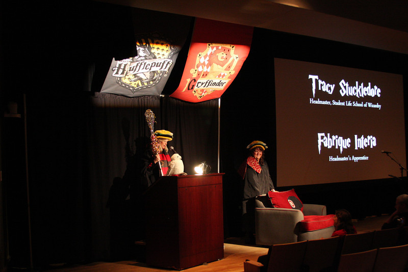 2011 Sloopy's Sandwich Club Unveiling Event