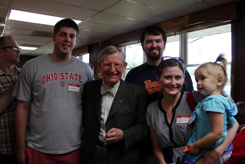 2013 OSU State Tour - Bill's Donuts
