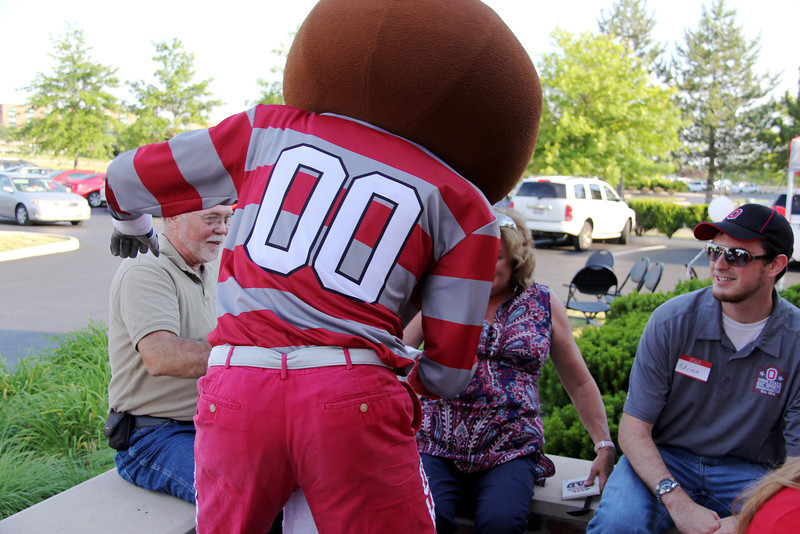 2013 OSU State Tour - Graeter's Ice Cream