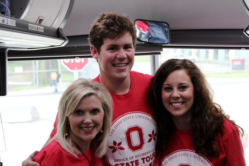 2013 OSU State Tour - Grandpa's Cheese Barn