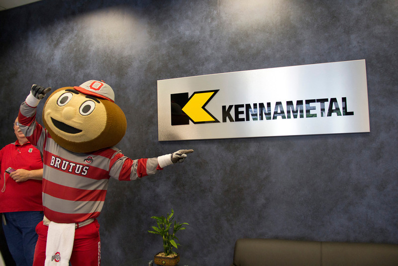 2013 OSU Tour - Kennametal