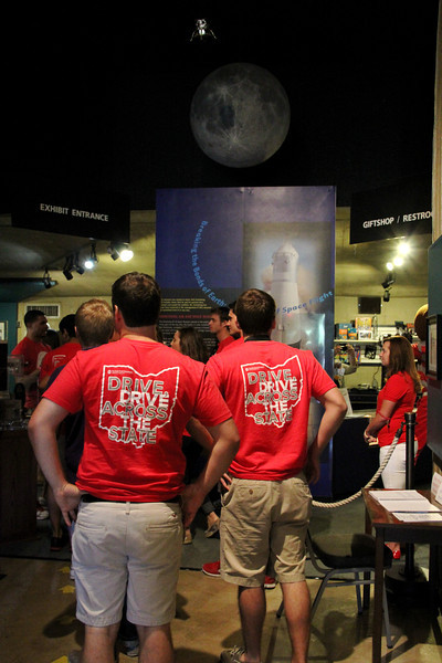 2013 OSU State Tour - Neil Armstrong Air and Space Museum