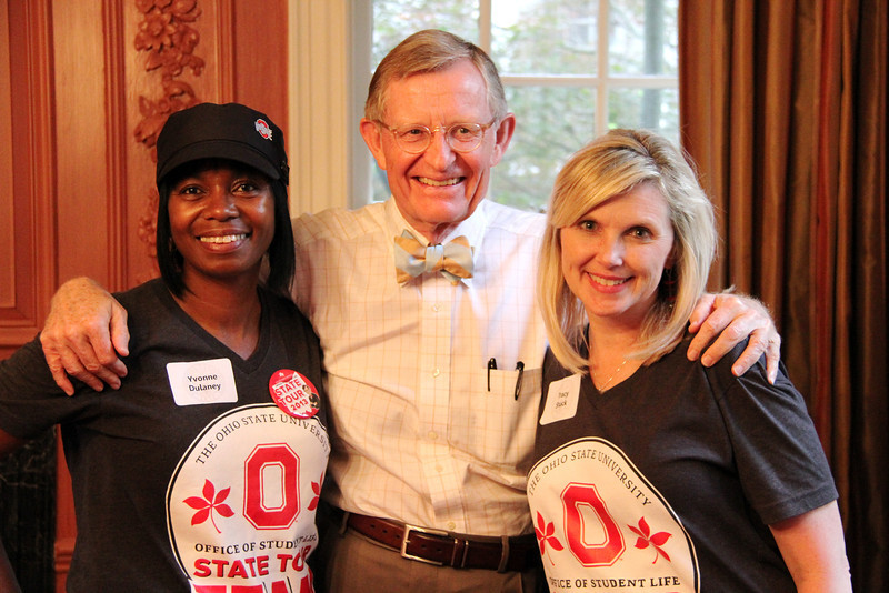2013 OSU State Tour Celebration