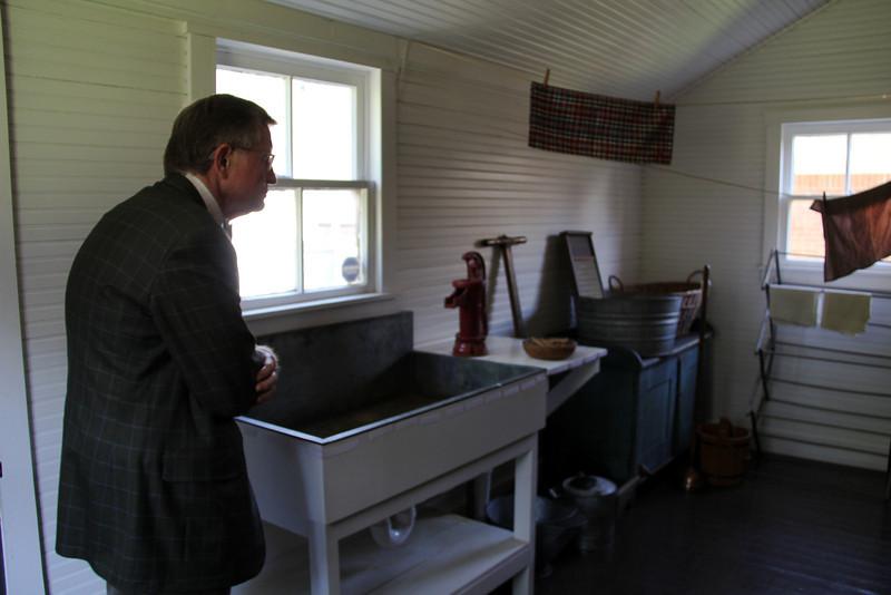 2013 OSU State Tour - Paul Dunbar Memorial House