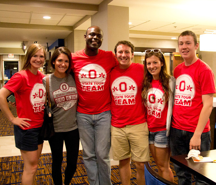 2013 OSU State Tour - Pizza Pan