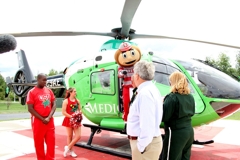 2013 OSU State Tour - ProMedica Defiance Regional Hospital