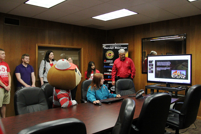 2013 OSU State Tour - Randall Bearings Inc