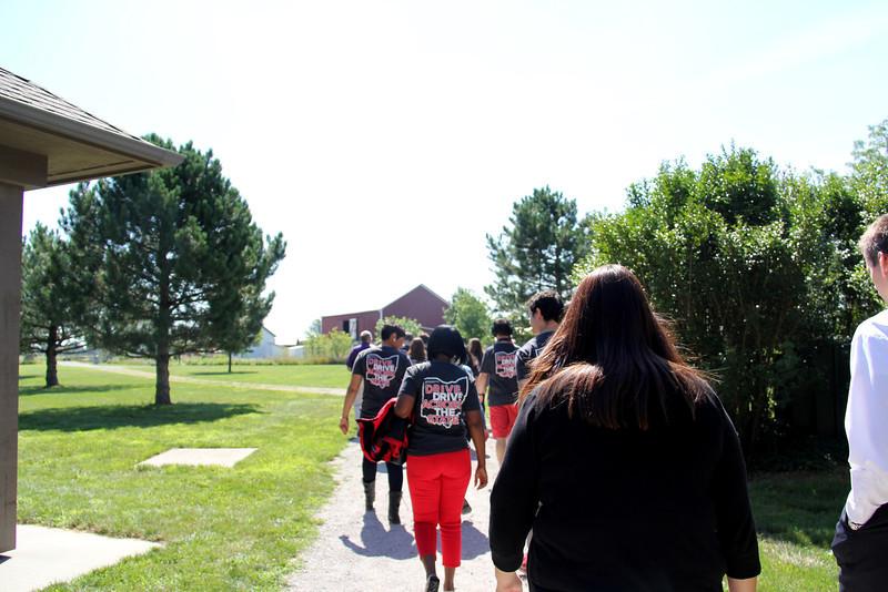 2013 OSU State Tour - Sauder Village