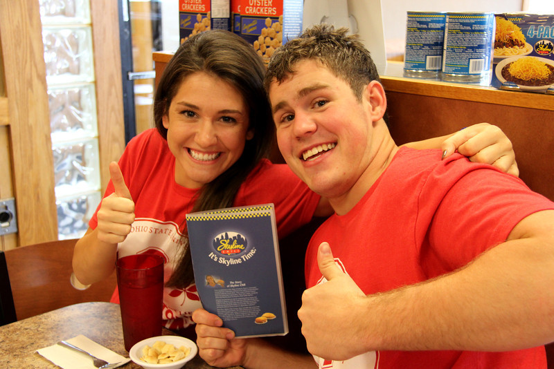 2013 OSU State Tour - Skyline Chili