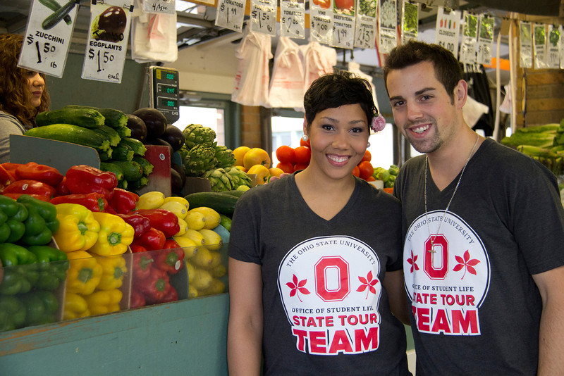 2013 OSU State Tour - West Side Market