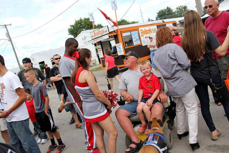 2013 OSU State Tour - Wood County Fair