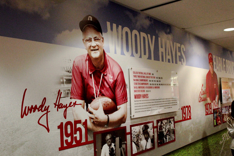 2013 Woody and Anne Hayes Celebration Week: Legends Tour