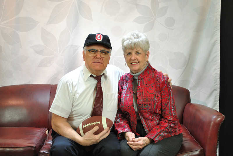 2013 Woody and Anne Hayes Celebration Week: Photo Opp