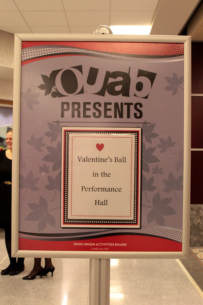 2013 Woody and Anne Hayes Celebration Week: Valentine's Day Ball