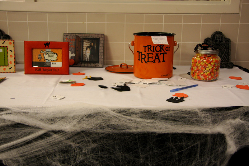 2012 Office of International Affairs Halloween Party