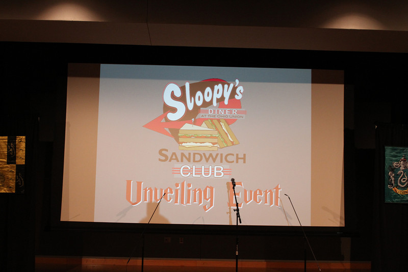 Sloopy's Diner Sandwich Club Unveiling Event September 21, 2012