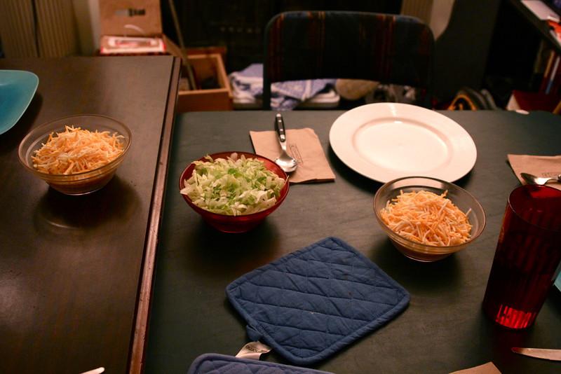 2013 Craft Roomies Taco Night