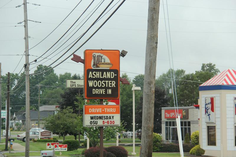 2014  Buckeye Bus - Ashland-Wooster Drive In