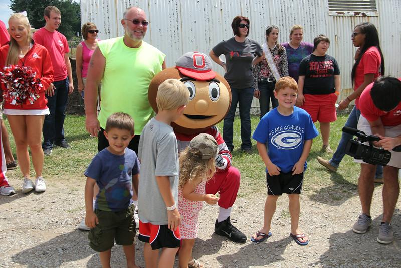 2014 Buckeye Bus - Lucas County Fair