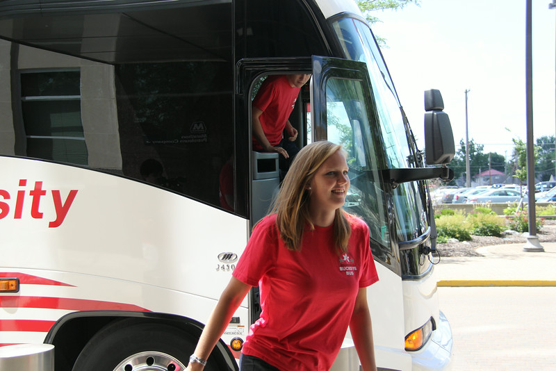 2014 Buckeye Bus - Marathon Petroleum