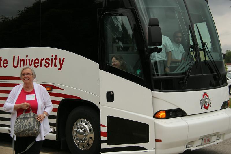 2014 Buckeye Bus - OARDC ATI