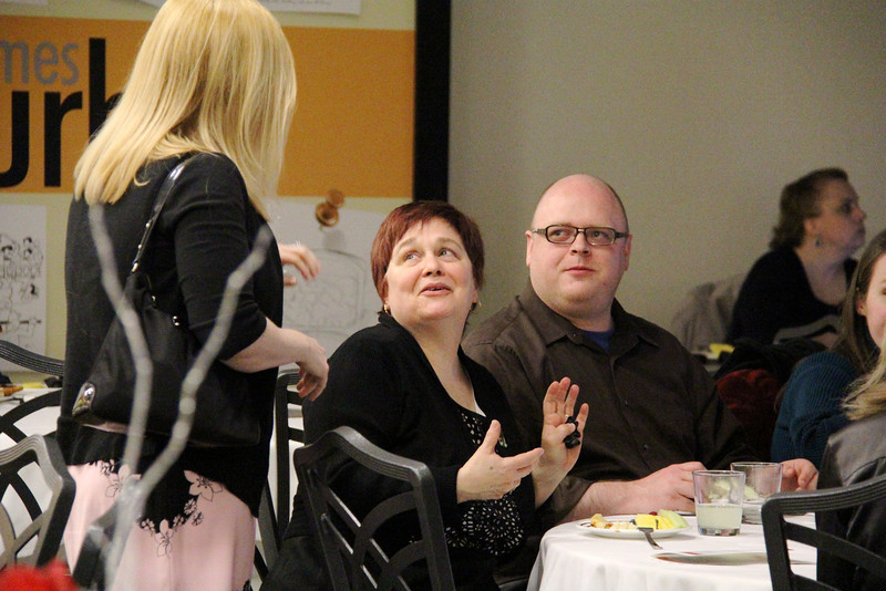 2014 Office for Disability Services Recognition Reception