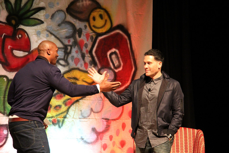 2014 Life of Excellence with Eddie George & Marc Ecko
