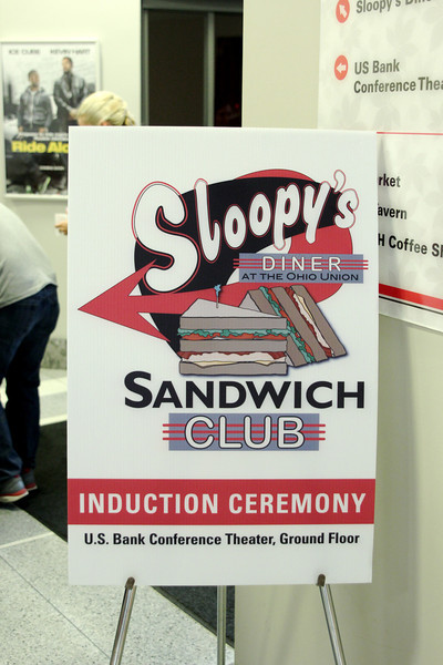 2014 Sloopy's Diner Sandwich Club